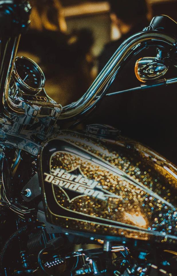 Оригинальные запчасти<br> Harley-Davidson